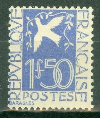 France, timbre N° 294, neuf *, TB