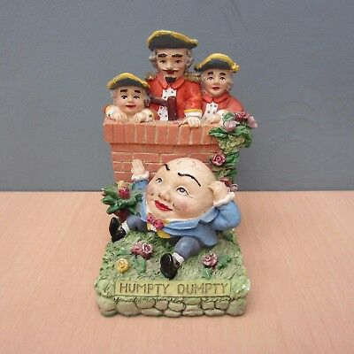 Vintage Humpty Dumpty Ornament