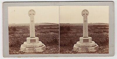 Stereoview-CORNWALL, Newquay and Tolcarne Cross, c1905