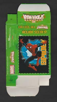 Marvel,the Ultimate Spiderman,uncut Packet (2)