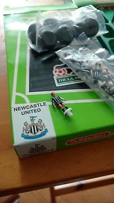 Subutteo Newcastle Team Boxed