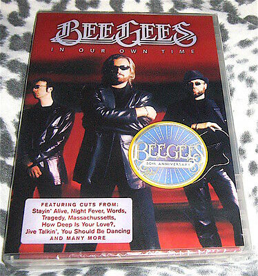 Bee Gees In Our Own Time 50Th Anniversay Sealed Dvd