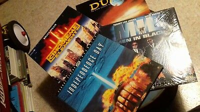 Lot films LASERDISC INDÉPENDENCE DAY / MEN IN BLACK / DUNE / LE CINQUIÈME ELEMEN
