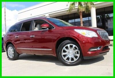 2016 Buick Enclave Premium 2016 Premium Used Certified 3.6L V6 24V Automatic FWD SUV 100K Mile Warranty