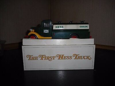 1982 Hess Truck New Condition Black Switch