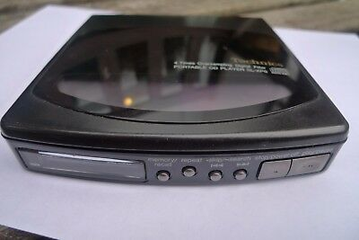 Technics Sl-Xp6 Portable Cd Player With Case