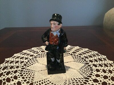 "Royal Doulton Dickens Characters ""Bill Sikes"""