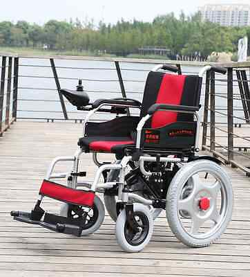 Electric Foldable Wheelchair Scooter Medical Vehicle Sent to Your Local Air Port