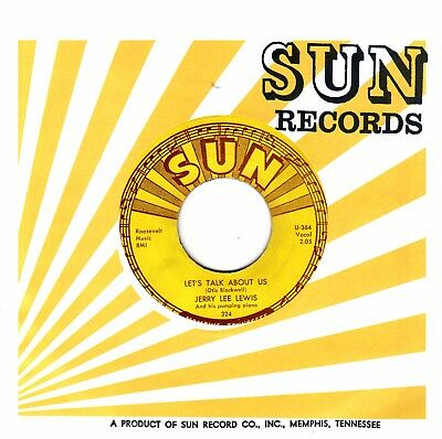 """7""""-  Jerry Lee Lewis = Let's Talk About Us / The Ballad Of Billy Joe"""
