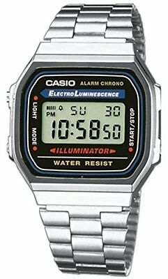 3689481 Casio A168Wa-1Yes