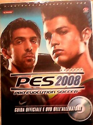 Guida Strategica    PES 2008    (lingua italiana)