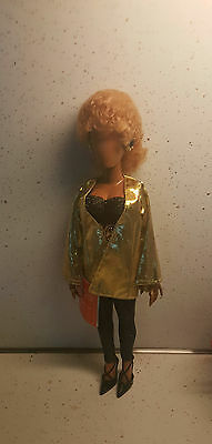 Annie Lee Girl's Night Out Doll Bewitching In Black Liquidation Sale!!!!!!!