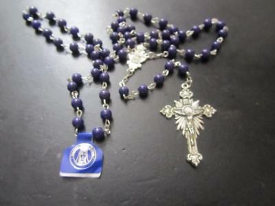 New old stock Our Lady of Fatima Rosary Beads - Must  See!