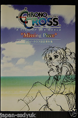 "JAPAN Chrono Cross Material Collection""Missing Piece"""