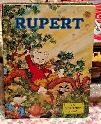 RUPERT The Bear Annual..1973