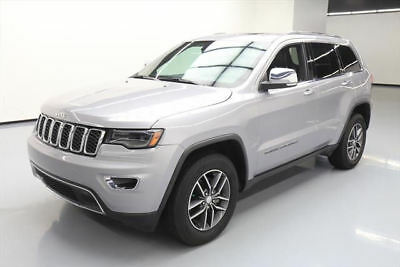 2017 Jeep Grand Cherokee Limited Sport Utility 4-Door 2017 JEEP GRAND CHEROKEE LTD 4X4 LEATHER PANO NAV 23K #618133 Texas Direct Auto