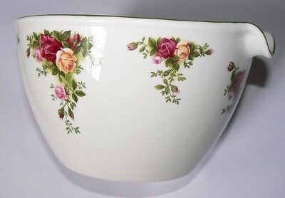 Royal Albert Old Country Roses spout Mixing bowl
