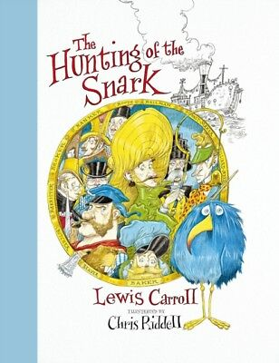 The Hunting of the Snark (Hardcover), Riddell, Chris, 9781509814336