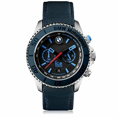 3335442 Ice Watch Bmw Motorsport Orologio Da Polso, Quadrante Analogico Da Uomo,