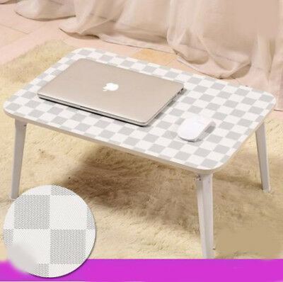 A5 Living Room Bedroom Furniture Lattice Computer Desk Fold Artificial Board