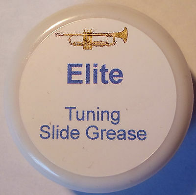 Elite French Horn Organic/Natural Tuning Slide Grease In Large 10g Pot