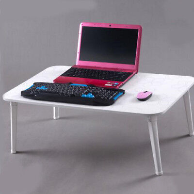A13 Furniture Bedroom Flower Computer Laptop Desk Foldable Artificial Board