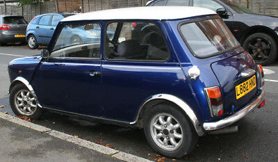 1994 Classic Rover Mini Tahiti - restoration project or for spares