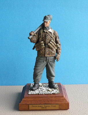 Mili-Men Resin Kit Made - Barry Harris - 120mm German Panzer Jaeger WWII Russia