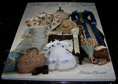 What Dolls Wore Before - Doll Costumes And Accessories 1850-1925 - New