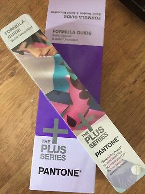 Formula Guide Solid Uncoated Pantone Book BRAND NEW