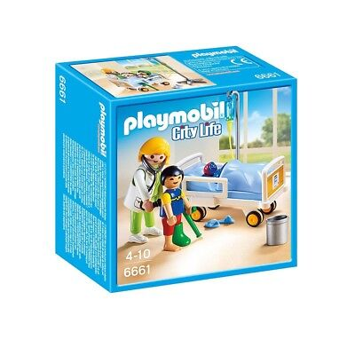Playmobil - Doctor with Child