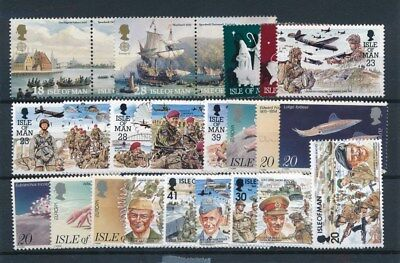 [92342] Isle of Man good lot Very Fine MNH stamps