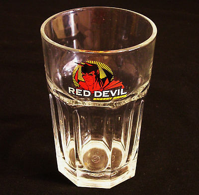 Bicchiere Glass - Whisky Red Devil