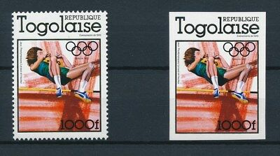 [93379] Togo 1978 Olympic Games good lot Very Fine MNH stamps