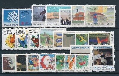 [93752] Finland good lot Very Fine MNH stamps