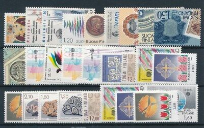 [93758] Finland good lot Very Fine MNH stamps