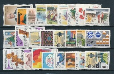 [93763] Finland good lot Very Fine MNH stamps