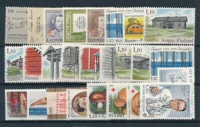 [93765] Finland good lot Very Fine MNH stamps