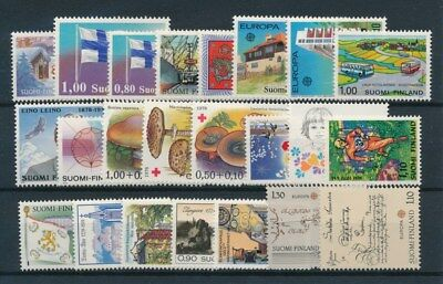 [93766] Finland good lot Very Fine MNH stamps