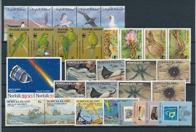[G92071] Norfolk Island good lot Very Fine MNH stamps