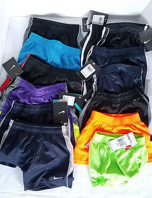 Boys Toddler Shorts Nike Puma Dri-Fit Lot of 14 2T 4T 18m 12m Resale NWT
