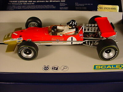 Scalextric Legends Lotus 49 #1 Nurburgring 1969 Graham Hill C3701A MB