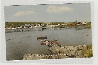 "Isle Of Islay Port Ellen Bay From The Ard P/M 1965 ""Collo Colour"" Valentines"