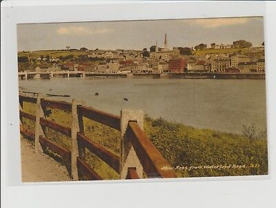 New Ross From Waterford Road Panoramic View P/M (Ireland) 1962 Moran Bros