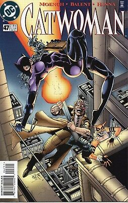 Catwoman #47 (NM)`97 Moench/ Balent