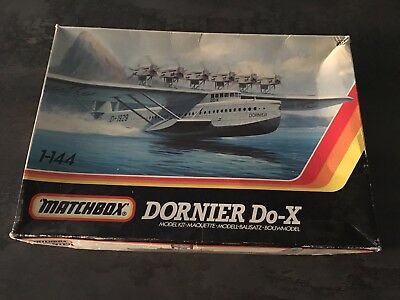 Matchbox Dornier Do-x 1-144