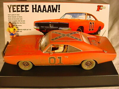 Pioneer Dodge Charger #01 General Lee in dirty 'Moonshine Run' P017 MB