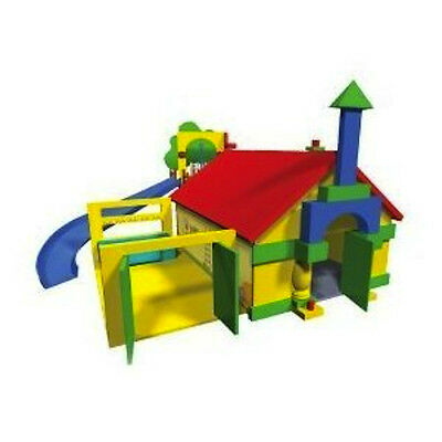 Noddy House Slide n Go Playset Toy with Car & Noddy Figure New in Box USA Seller