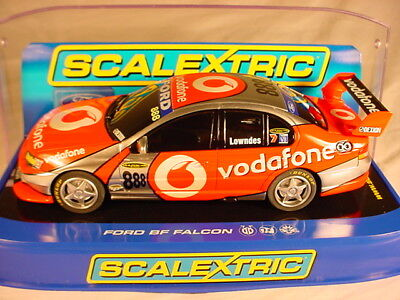 Scalextric Ford Falcon BF #888 C2829 Vodafone 2007 MB