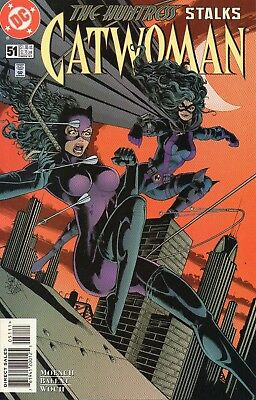 Catwoman #51 (NM)`97 Moench/ Balent